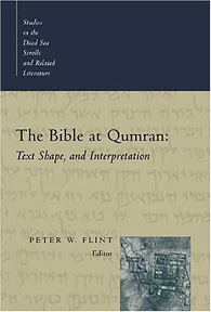 The Bible at Qumran giveaway.