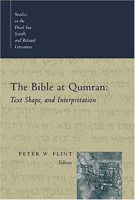 The Bible at Qumran giveaway.