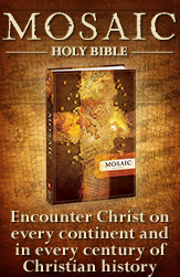 Holy Bible Mosaic Giveaway.
