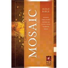 Holy Bible Mosaic released today.