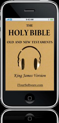 KJV Bible Audio Book App.