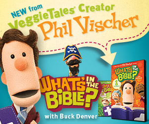 What's in the Bible DVD giveaway.