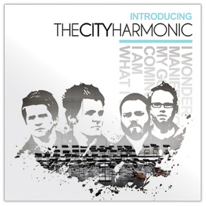 The City Harmonic Autographed CD giveaway.