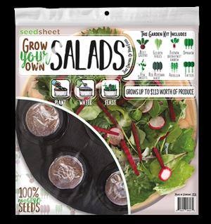 GYO Salads Seedsheet