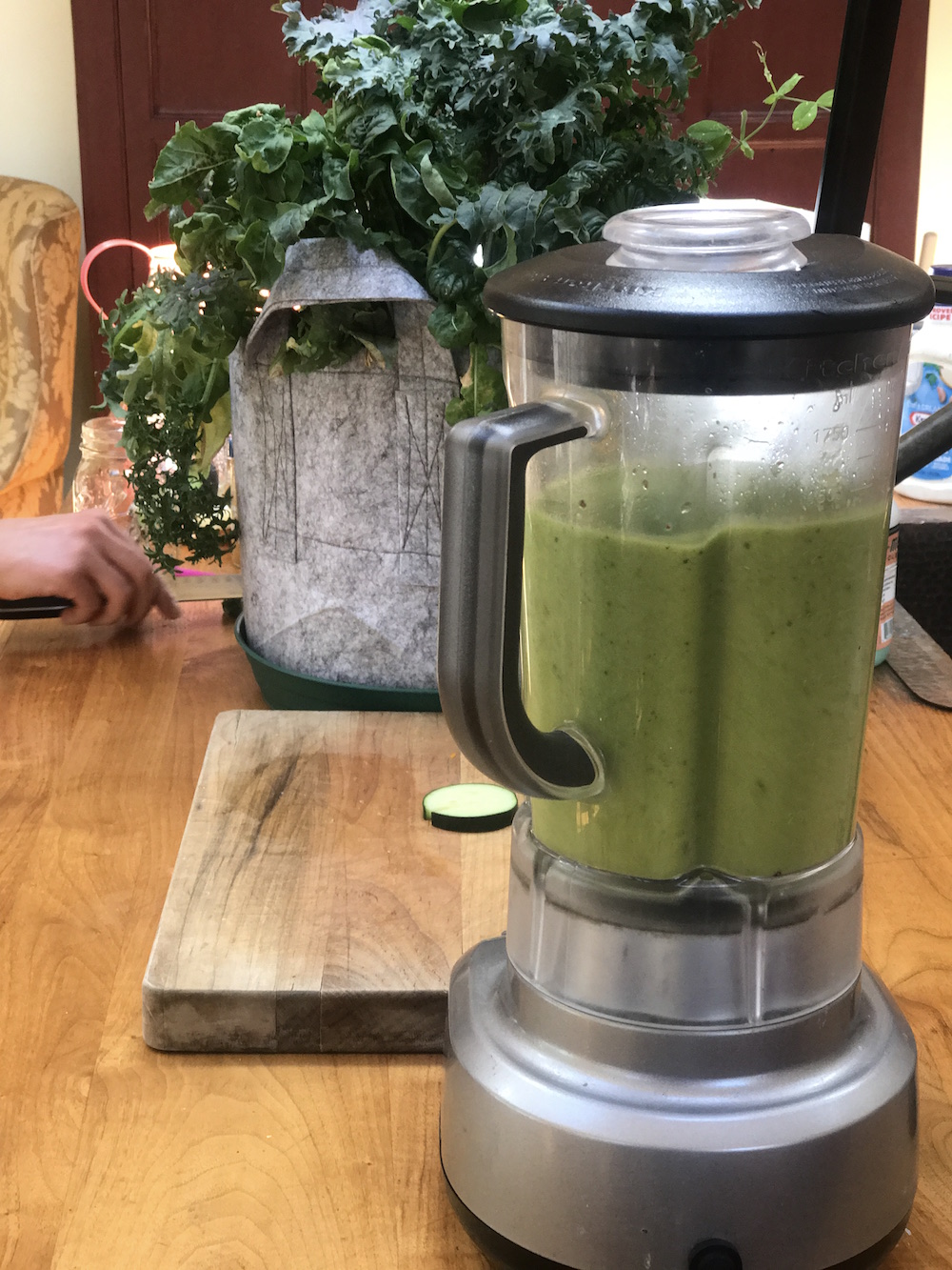 Seedsheet Supergreen Smoothie