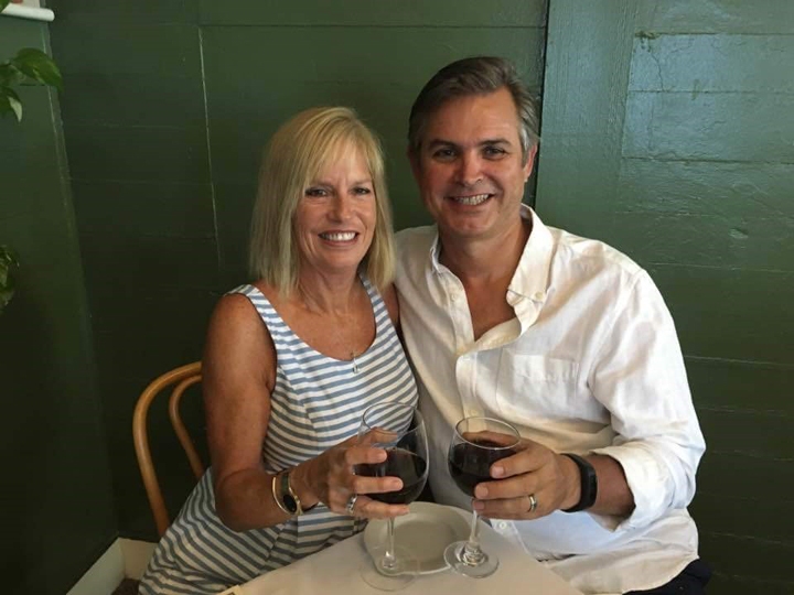 Paula and John