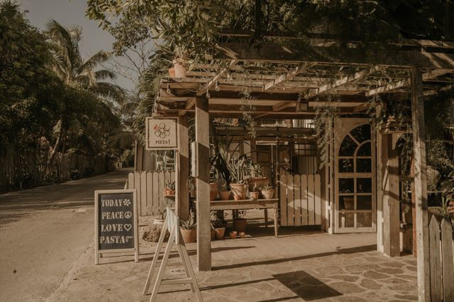 Unassuming on the outside, gorgeous on the inside. #MilesFromTulum #milesfrommexico