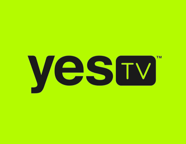 Yes TV logo GREEN on Charcoal.jpeg