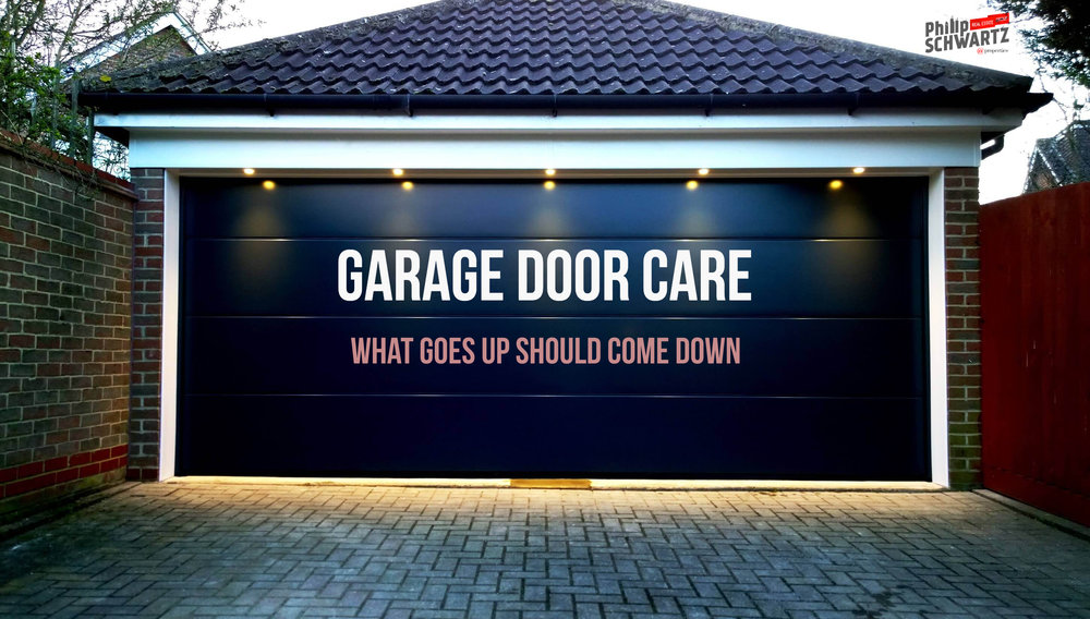 garage door care