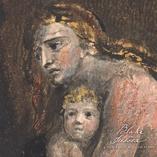 And we are put on Earth a little space that we might learn to bear the beams of Love. ___________________________________________________#Williamblake #catherineblake #blake #arthistory #engraving  #symbolism #Mysticism #Poetrybook