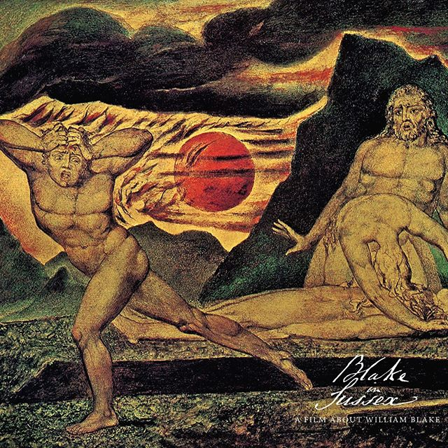 Now I a fourfold vision see,  And a fourfold vision is given to me :  Tis fourfold my supreme delight  and threefold in Soft Beulah's night  And twofold always. May God us keep  From Single vision and Newton's sleep.  _________________________________________  #Williamblake #catherineblake #blake #arthistory #engraving  #symbolism #Mysticism #Poetrybook