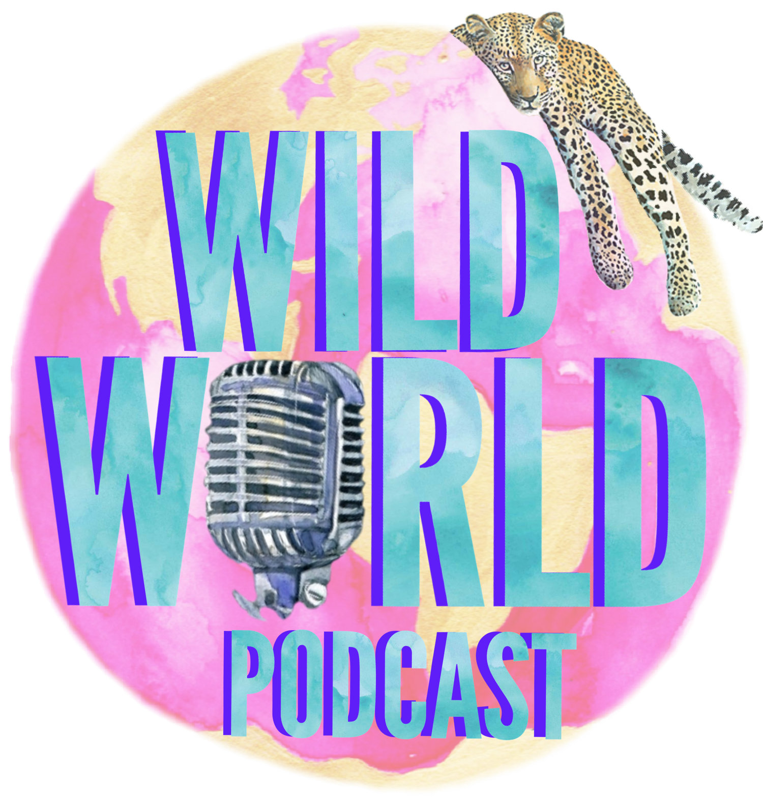 Dr. Juli's Wild World Podcast with Betsy Landin