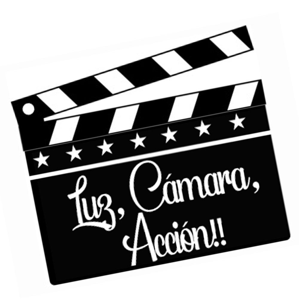 Lights, Camera, Action espanol.jpg