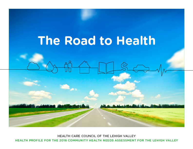 The Road to Health cover