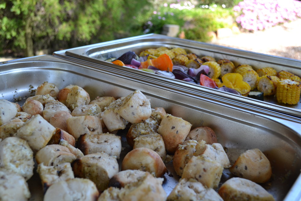 Skewered Brazilian BBQ Catering 5