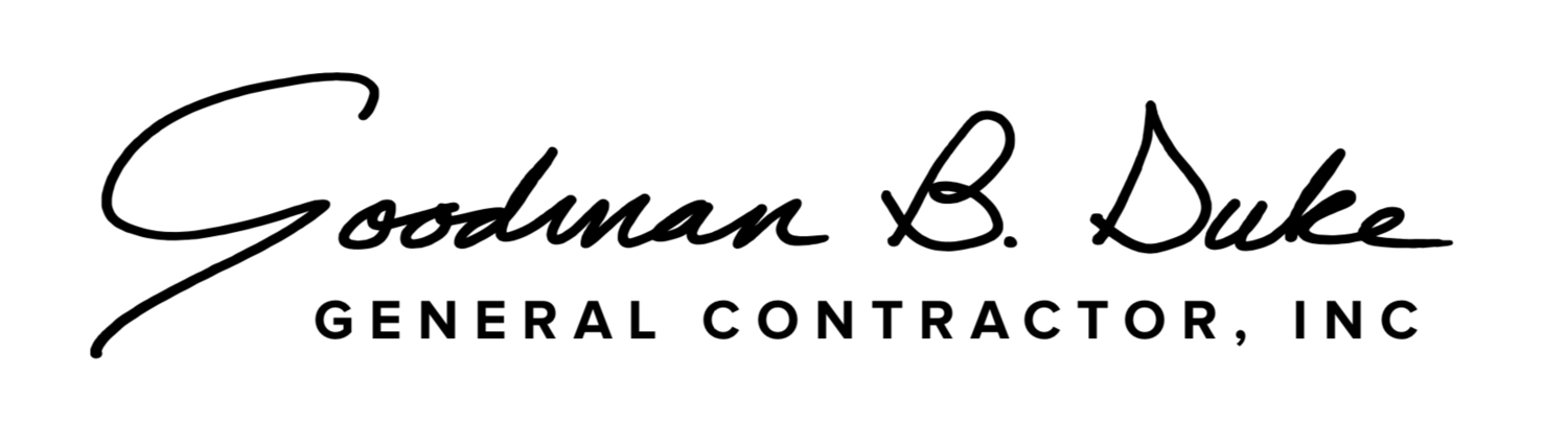 Goodman B Duke General Contractor, INC.