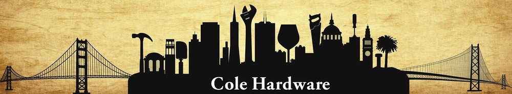 Cole Hardware Windows