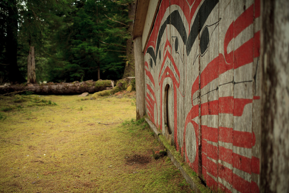 For the last 30 years she has dedicated herself to the continuation of Haida language and culture.