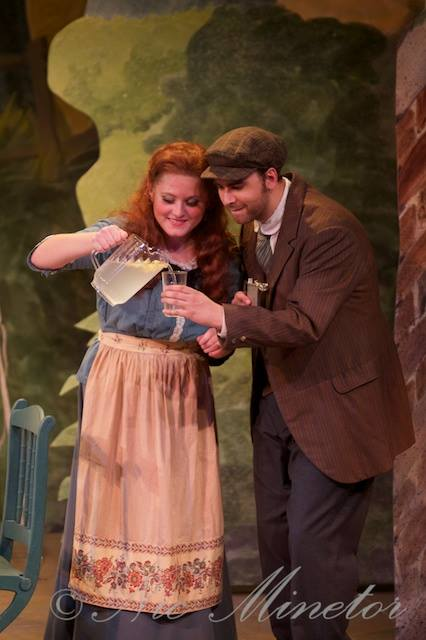 "as ""Sid"", with Rebecca Herlich as ""Nancy,"" in Eastman Opera Theatre's Albert Herring"