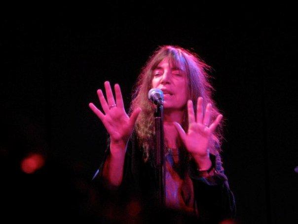 Patti Smith, 2008