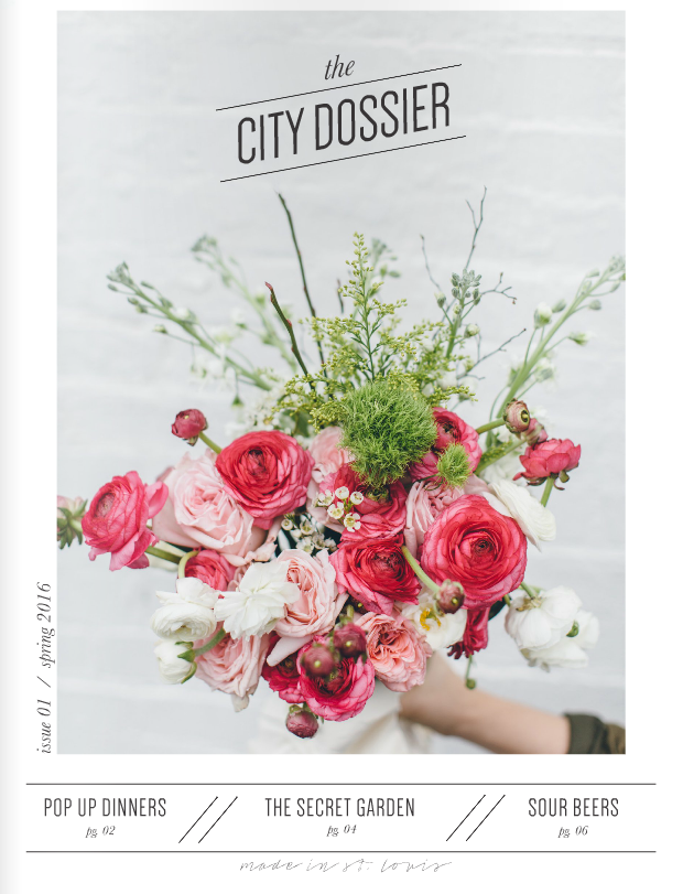 "City Dossier - ""The Secret Garden"""