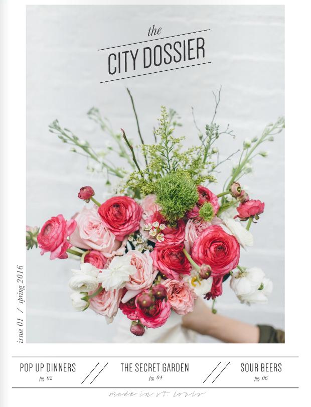 """City Dossier - """"The Secret Garden"""""""
