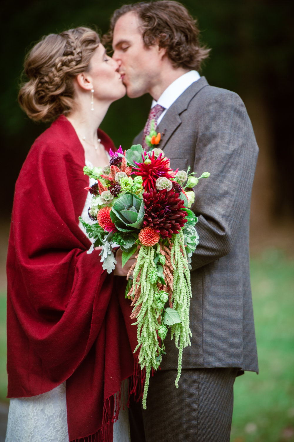Urban Buds Events: Katie & Danny  Flowers by Urban Buds  Photography by  Cate Jackson Photo