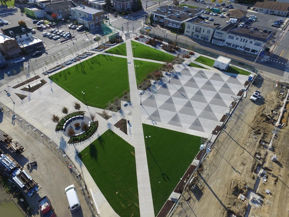 glassboro town square opening