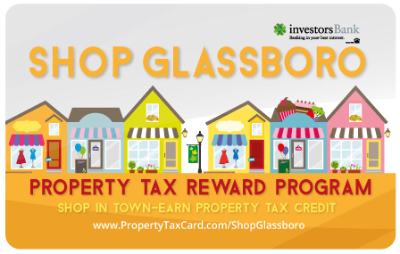 SHOP GLASSBORO CARD