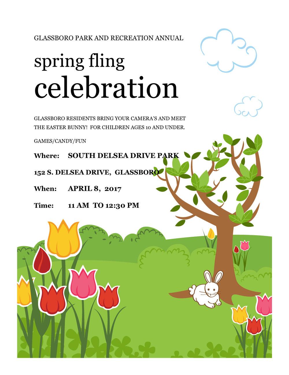 glassboro spring fling