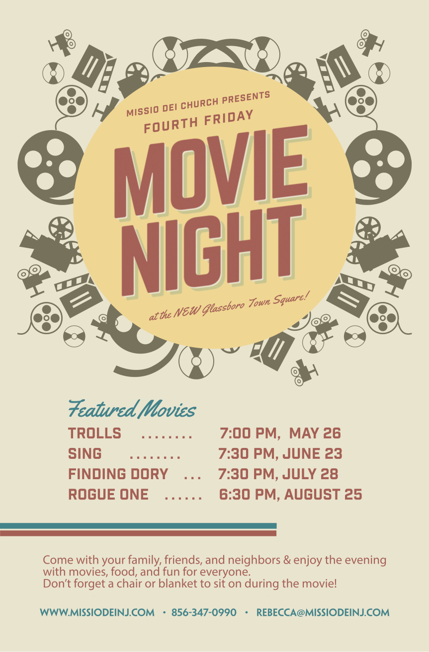 glassboro movie nights