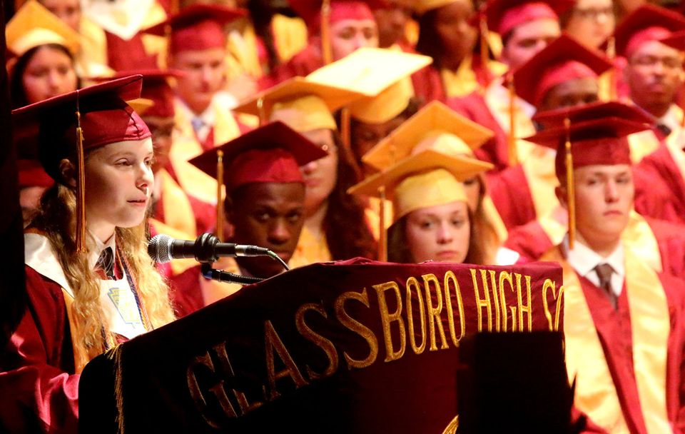 Glassboro high school graduation 2017
