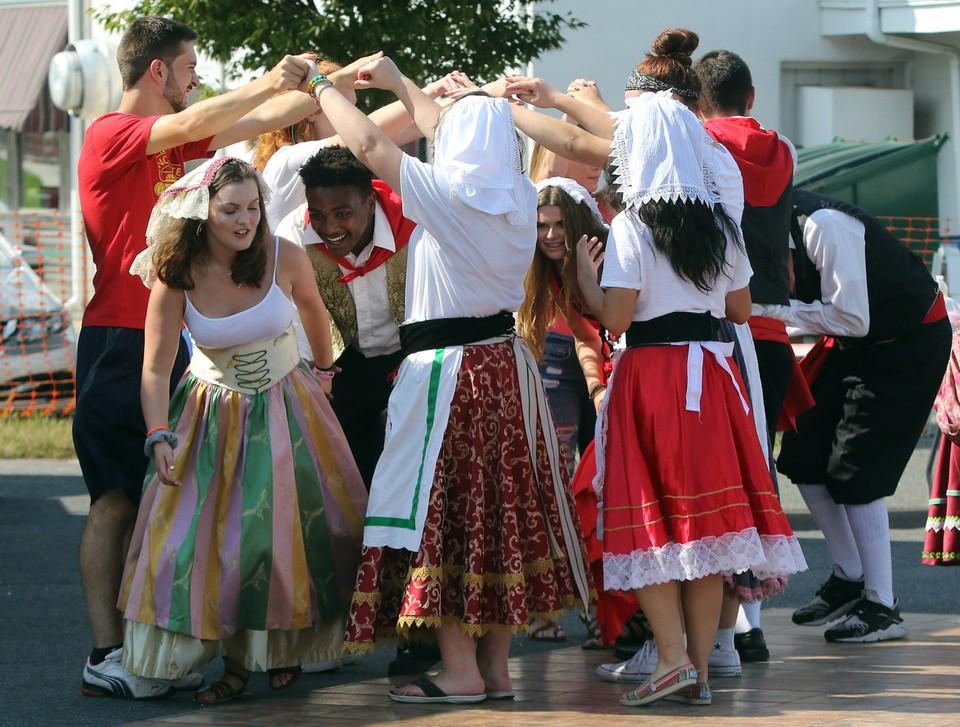 Glassboro hosts St. Anthony's Italian Festival