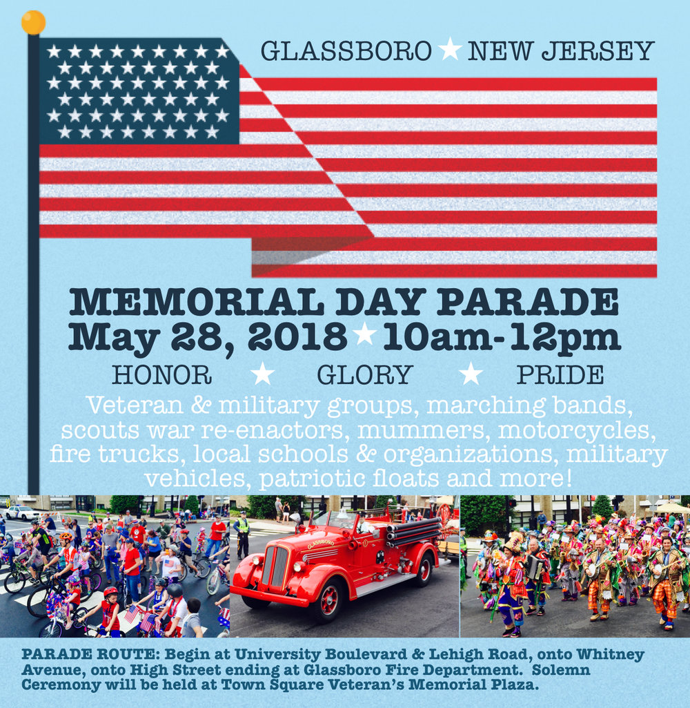glassboro memorial day parade 2018 .jpeg
