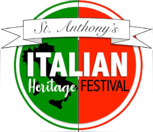 St. Anthony's Italian Heritage Festival Logo.png