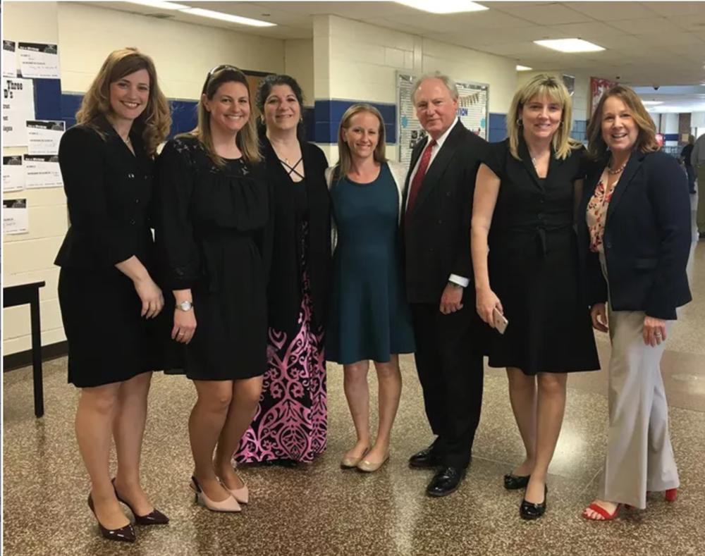 Glassboro's Teachers of the Year Honored