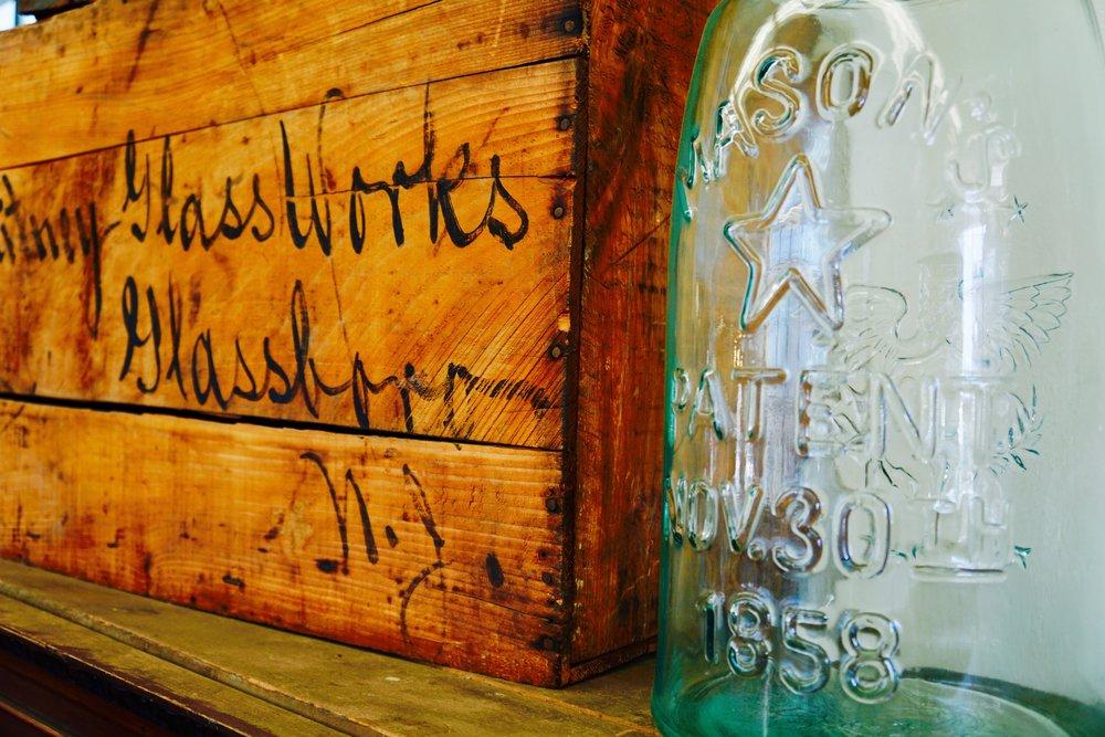 heritage glass museum glassboro