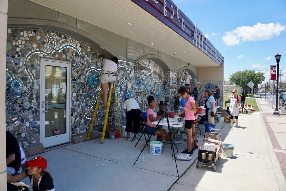 Isaiah Zagar Mosaic Mural for glassboro8.jpg