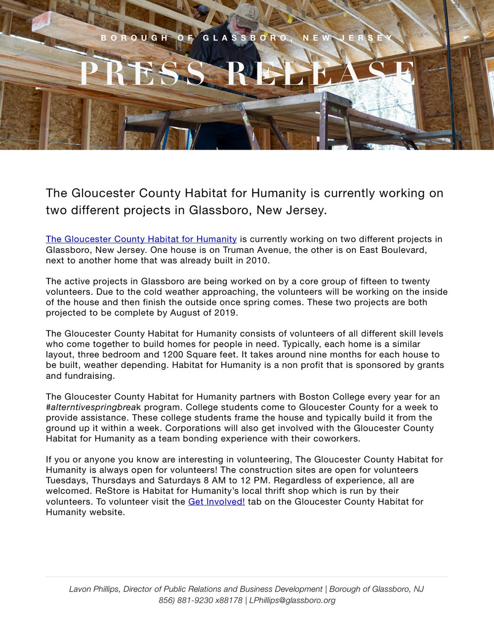 Glassboro NJ Press release Habitat for Humanity.jpeg