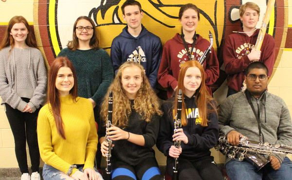 Glassboro schools contribute 16 musicians to regional honors bands.jpg