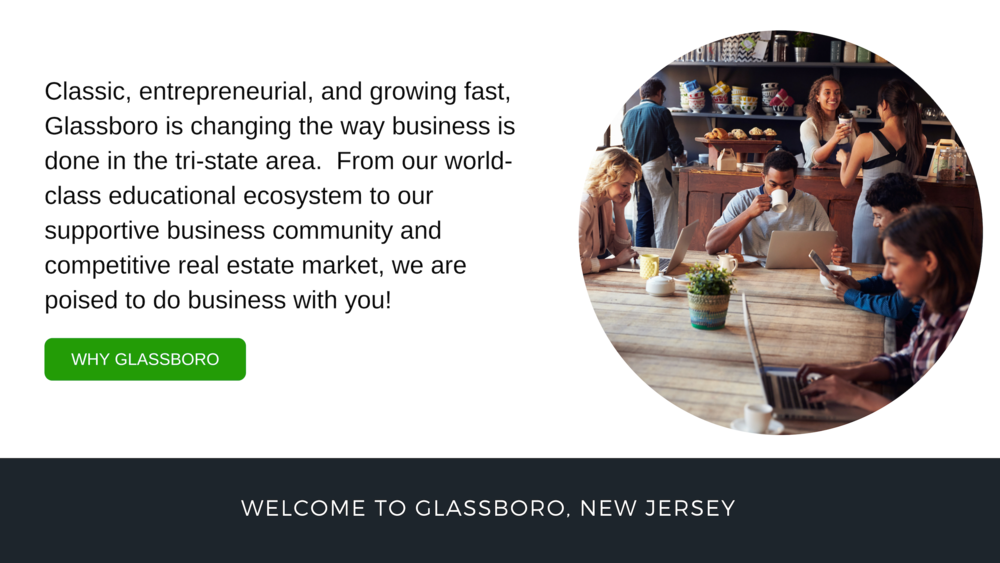 welcome to glassboro, new jersey business development.png