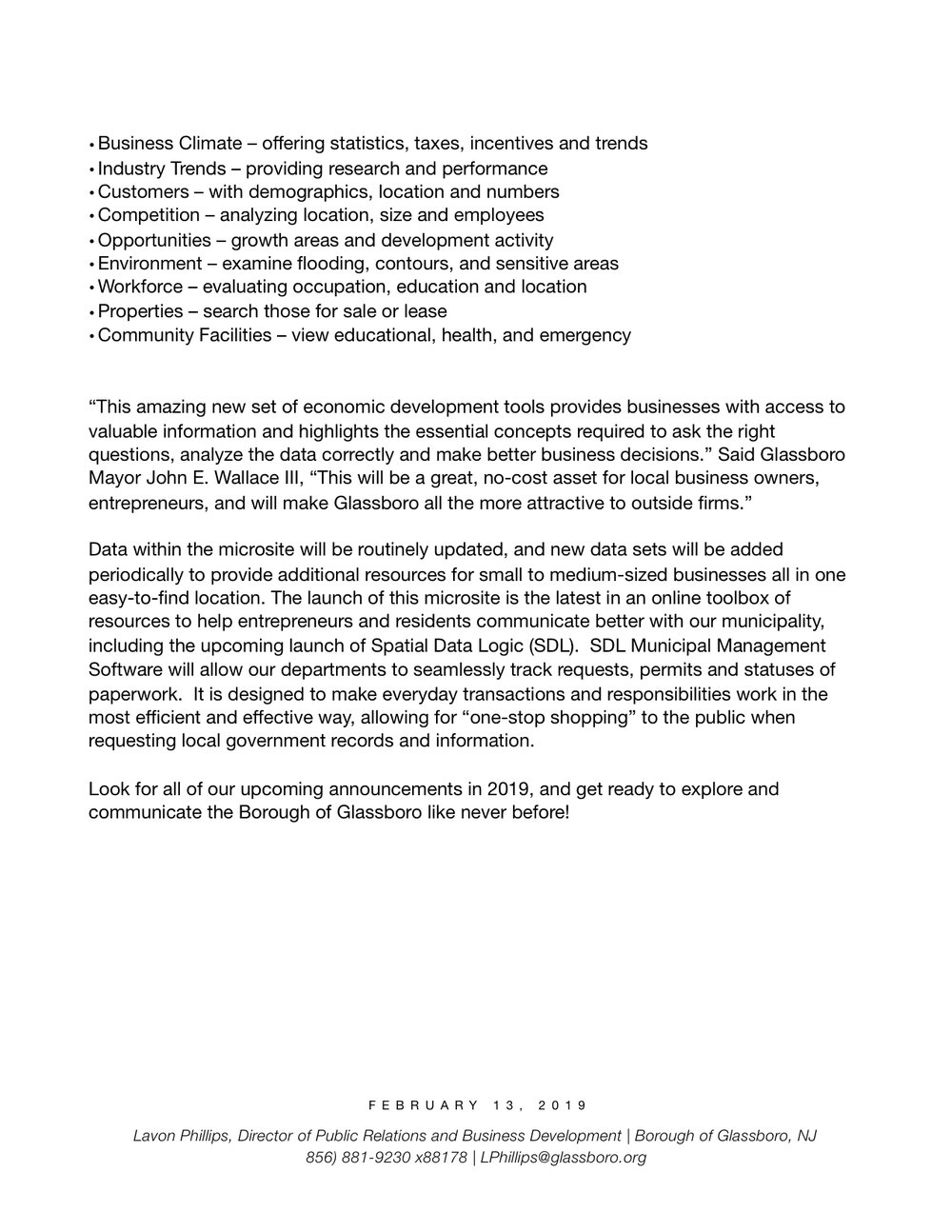 Glassboro NJ Press Release for Localintel page 2.jpeg
