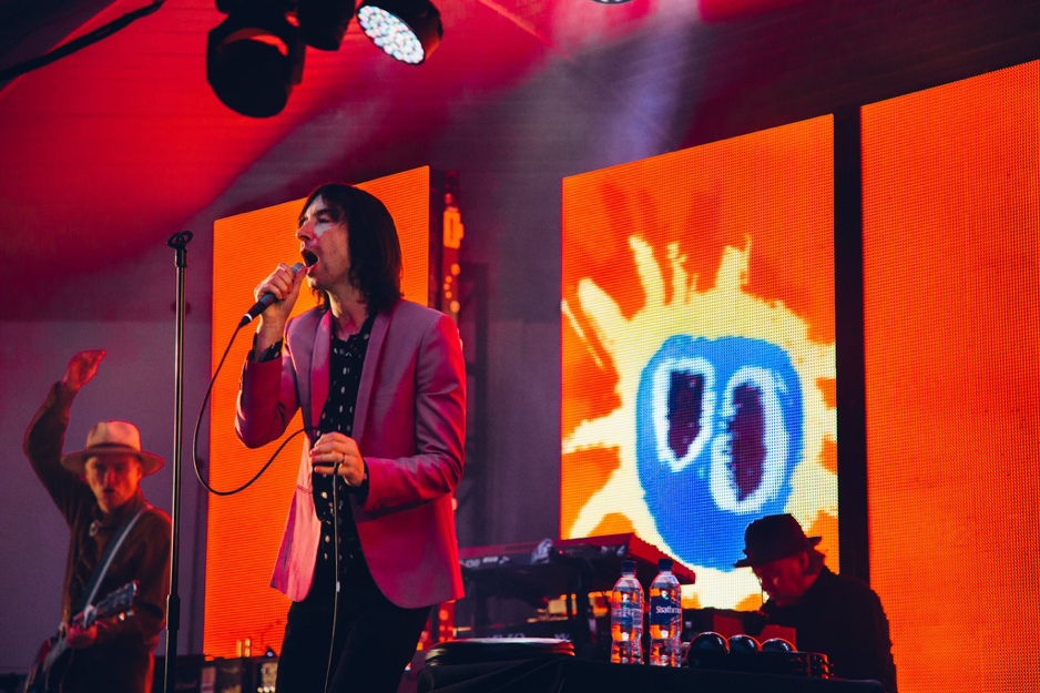 Primal Scream are at their best live (Photo Credit: Cameron Brisbane Photography).