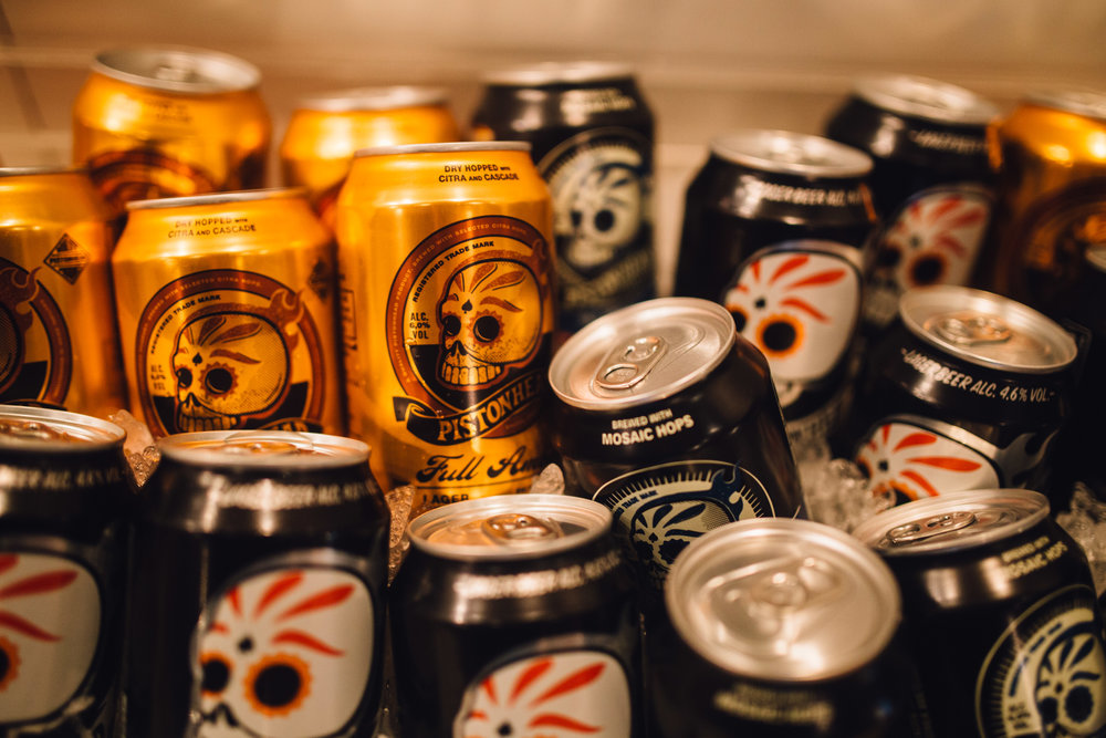 Tasty: We are delighted to be partnered with Pistonhead Lager to deliver a range of events in exciting events across Scotland in 2017.   Photography by Cameron James Brisbane.