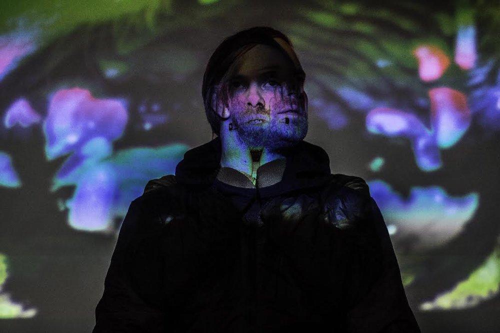 Edinburgh electronic artist  Blanck Mass  will perform at 2018 ceremony