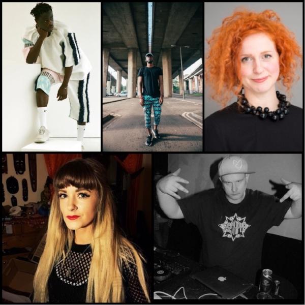 Guest speakers:  Mobo La Ji - Forij  Kobi Onyame - Artist  Suzanne Miller - Help Musicians Scotland  Alana Hepburn: Hip Hop Promoter  Steg G: Music Producer & Radio Host