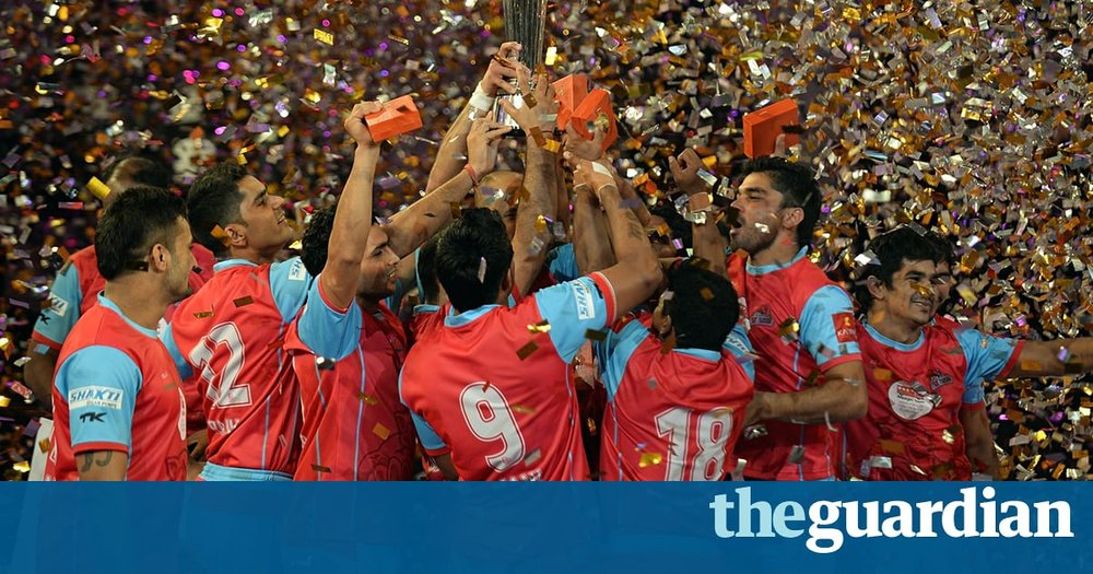 Simple, Visceral, Fun; The Ancient Sport of Kabaddi is Undergoing a Resurgence (The Guardian, 2016)