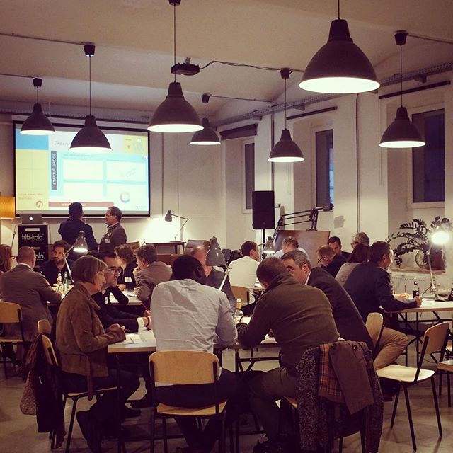 crash course #startup #kooperation #innovation #event