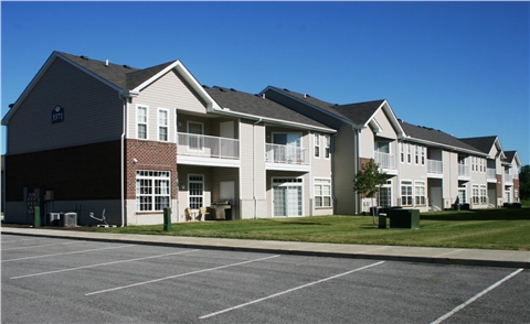 Suburban Apartments