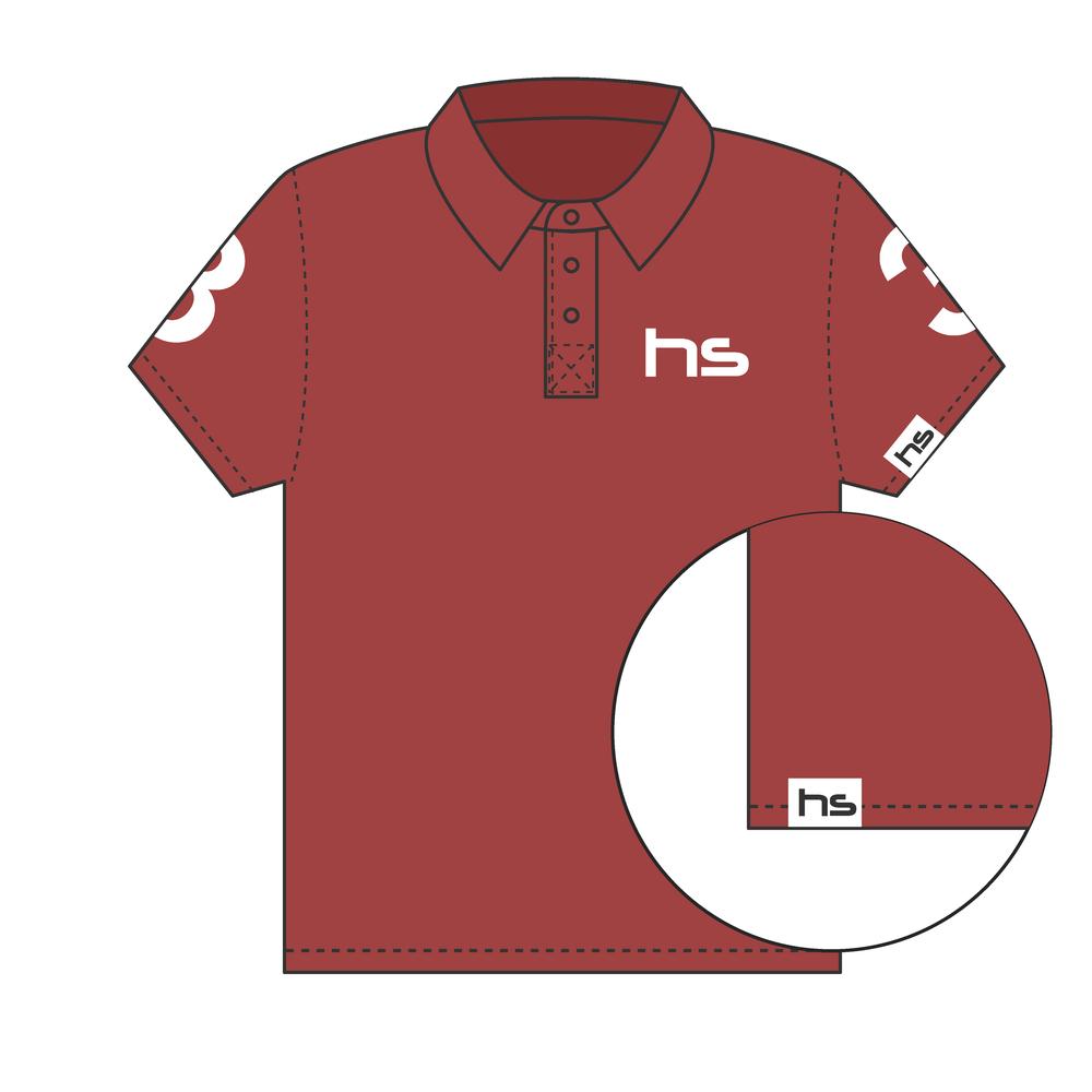 Woven label (hem)